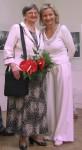 MUDr. Marie Svatošová a Jana Sieberová
