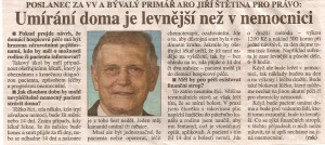 MUDr. JIří Štětina